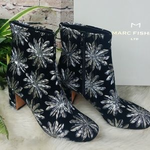 Marc Fisher Grazi Ankle Bootie